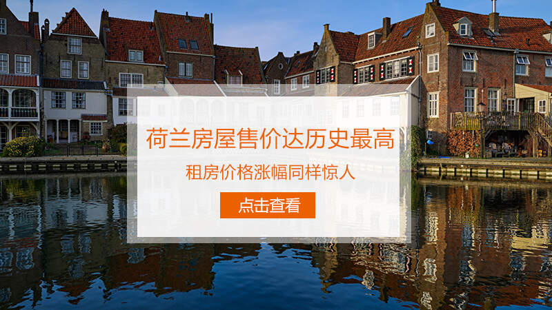 准备吃土了?荷兰不仅房价蹭蹭往上涨,连租金也如此夸张,涨幅竟然... ...