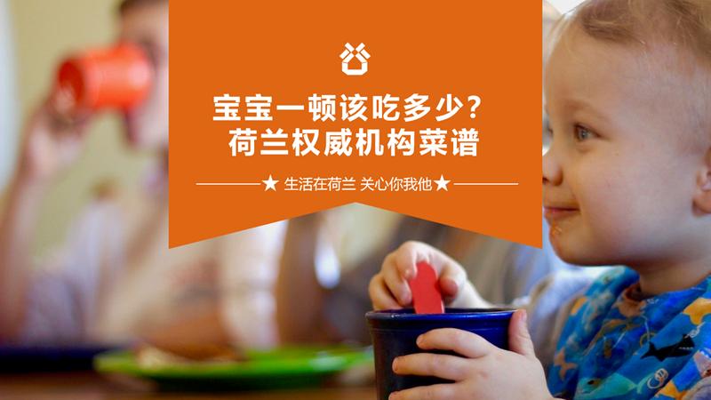 宝宝一顿该吃多少?具体怎么吃?荷兰权威机构食谱