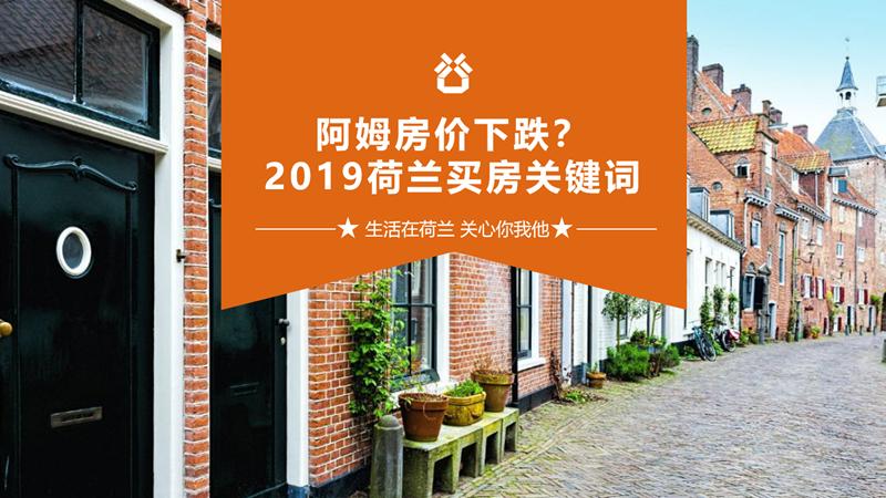 阿姆房价下跌?2019在荷兰买房,你一定要知道的10件事儿!